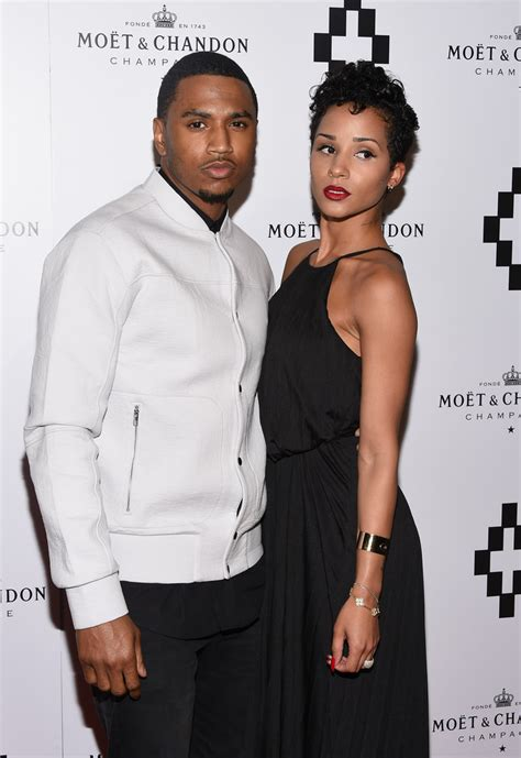 Trey Songz longtime girlfriend sparks engagement rumours