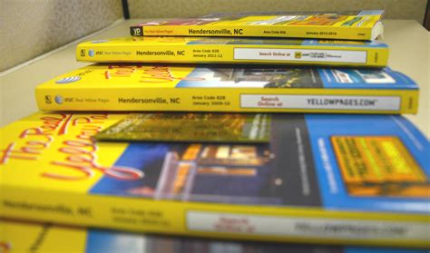Yellow Pages change irks some residents - News