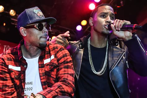 Chris Brown and Trey Songz Embarking on Between the Sheets
