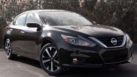 2018 Nissan Altima: Review - YouTube