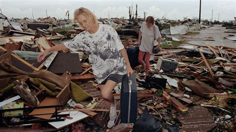 Study: Americans Less Fearful Of Storms Named After Women