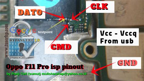 Oppo isp pinout - GSM-Forum