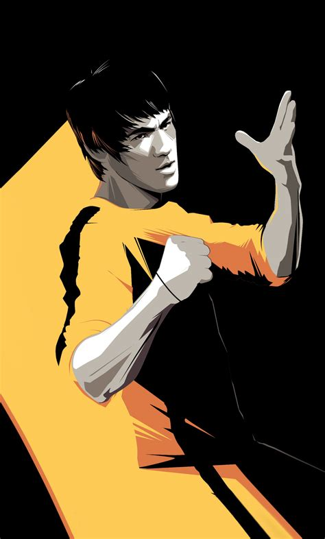 Download Bruce Lee Wallpaper For Mobile Gallery